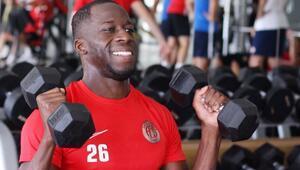 Antalyasporda Denizlispor maçı hazırlıkları