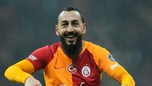 Galatasarayda ayrılık Kostas Mitroglou...