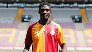 SON DAKİKA: Galatasarayda Ozornwafor kiralık gitti
