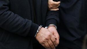 Tekirdağdaki FETÖ operasyonunda 1 tutuklama