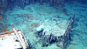 Okyanusun dibinde görenleri şoke eden görüntü