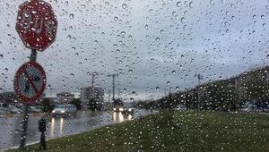MGMden son dakika hava durumu uyarısı: 6 il için kuvvetli yağış bekleniyor