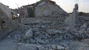 Rejim ve Rusyanın saldırılarında İdlibde 6 sivil öldü
