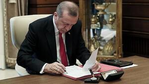 Cumhurbaşkanı Erdoğan onaylamıştı İşte o atamaların dikkat çeken isimleri