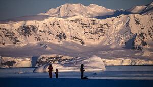 Antarktikada yıldız tozu bulundu