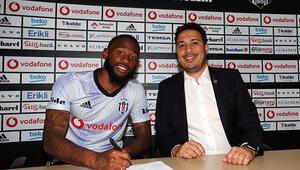 Son dakika: Beşiktaş NKoudou transferini resmen açıkladı
