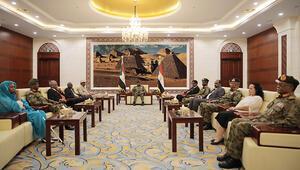 Sudanda Devlet Başkanlığı Konseyinin 11 üyesi göreve başladı