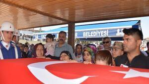Şehit Uzman Çavuş, Erzurumda gözyaşları ve dualarla uğurlandı