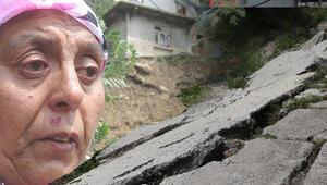 Zonguldakta dehşeti yaşadılar Canlarını zor kurtardılar...