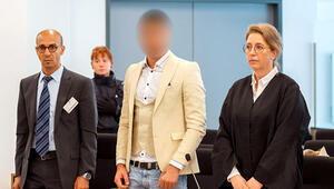 Chemnitz katiline 9 yıl 6 ay hapis