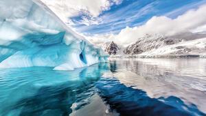 Antarktika'da 'demir' bulundu