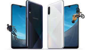 Samsung Galaxy A50s tanıtıldı İşte tüm özellikleri