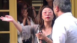 Taksimde turistlere kapkaç şoku