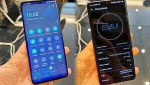 Huawei telefonların yeni işletim sistemi EMUI 10 nasıl görünüyor