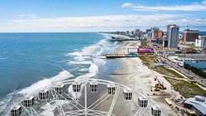 Eğlencenin başkenti: 36  saatte Atlantic City