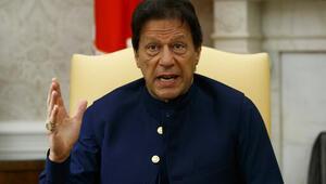 Pakistan lideri İmran Han'dan dünyaya çağrı