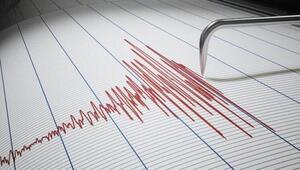 Çanakkalede 3.6 büyüklüğünde deprem