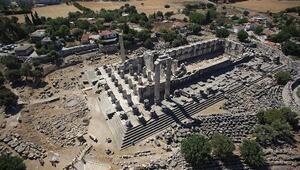 Apollon Tapınağının yeni bağlantısı bulundu