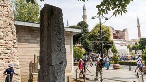 İstanbulun sıfır noktası: Milyon Taşı
