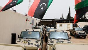 Libyada havaalanı savaşları yaşanıyor