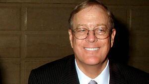David Koch kimdir Dünyanın en zengin 8inci kişisiydi