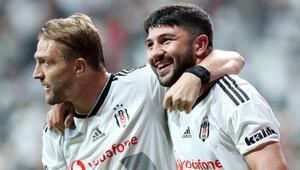 Caner Erkin, Beşiktaşı sırtladı