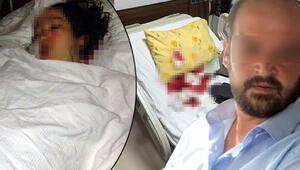 Gaziantepte vahşet Doğum yapan eşini hastanede bıçakladı