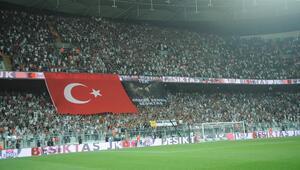 Beşiktaşın kalesi Vodafone Park 55 maçta 43 galibiyet...