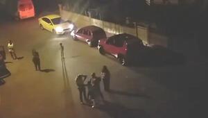 Sokak ortasında isyan ettiren görüntü Mahalleli ayağa kalktı
