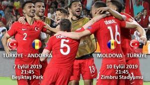 Andorra ve Moldova maçlarının bilet satışı başladı
