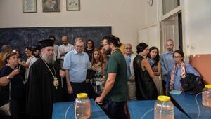 Marmara Denizinin sualtı yaşamını anlatan Derin Akıntı sergisi, Heybeliada Ruhban Okulunda açıldı