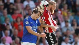 Çağlar Söyüncü asist yaptı, Leicester City 3 puanı kaptı
