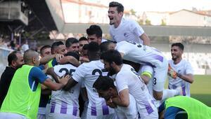 Keçiörengücü: 1 - Osmanlıspor: 0