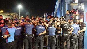 Trabzonda Sturridge izdihamı