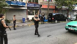 Gaziosmanpaşada temizlik işçilerine silahlı saldırı