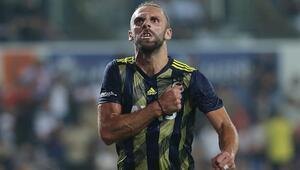 Vedat Muriqinin gol serisi 6 maça çıktı