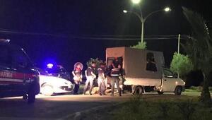 Milasta 28 kaçak göçmen yakalandı