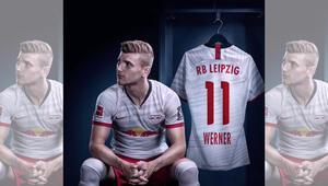 RB Leipzig, Timo Werner'in sözleşmesini uzattı | Transfer haberleri...
