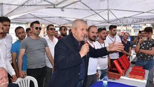 Amasya'da modifiye araç sürücüleri buluştu
