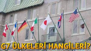 G7 nedir G7 ülkeleri hangileridir