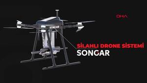 Silahlı Songara bombaatar entegre eklendi