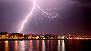 Son dakika... Meteoroloji çok sayıda bölgeyi uyardı