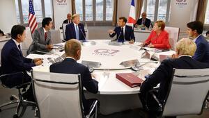G-7 Zirvesinde yeni gelişme Anlaşma sağlandı