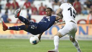 Antalyaspor - Denizlispor : 0-2
