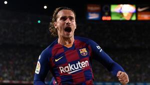 Barcelona kendine geldi