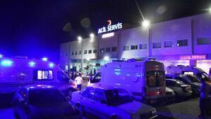 Malatyada bıçaklı kavgada 2 kardeş yaralandı