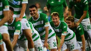 Bursaspor - Akhisarspor: 2-1