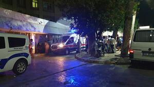 İzmirde korkunç olay Balkonda uyurken başından vuruldu
