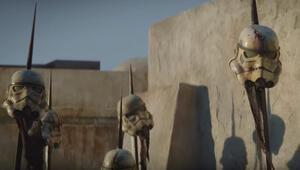 Star Wars: The Mandalorian dizisinin ilk fragmanı yayınlandı
