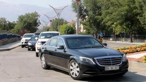 Bakan Akar, Erzincan'da